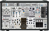 Intellijel 208 for ambient set with Octatrack and OB-6