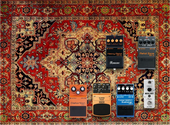 My nervate Pedalboard
