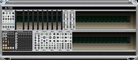 Videophonic LZX LEFT CAPSULE