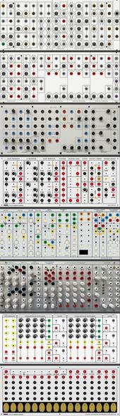 Coarses Modular Techno Studio