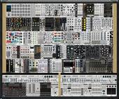 Future ADDAC Rack created by Lugia