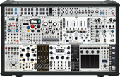 Intellijel 208 for ambient set with Octatrack and OB-6 v3