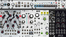 My Eurorack (copied from cadester)