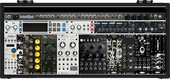 RACK WITH OCTA AND MOOGS