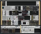 Future ADDAC Rack created by Lugia (copy)