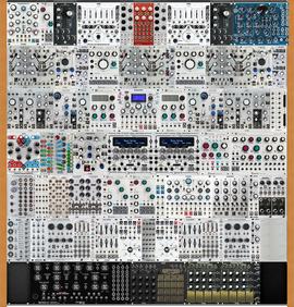 Symphonic Distortion System as built 2018
