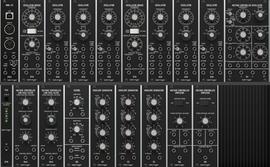 Behringer Moog55 84TE