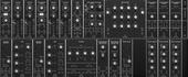 Moog 35 Behringer custom set-up 2x126hp