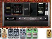 Trey Board (Minimalistic / H9 Heavy)