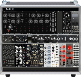 RustyChuan LiveAct Setup 2022 Drum n Synth