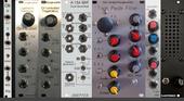 Doepfer 48 (Sequencer and Klangbau filter Voice)