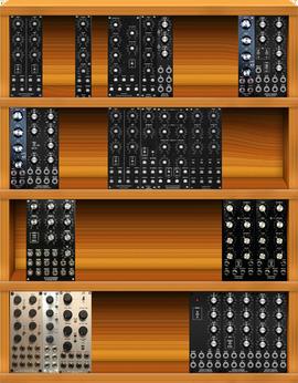 MOTM Cabinets