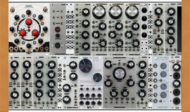 My Playable Eurorack (copied from Moonlit)