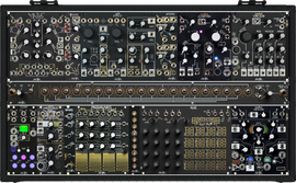 Make Noise Black and Gold Shared System (copied from bradmi)