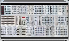 Doepfer Top case with basic system added