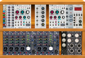 Showroom-Demo-Rack / Mixer Unit Right
