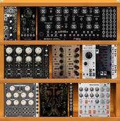 Showroom-Demo-Rack / Oscillators Upper Left