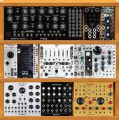 Showroom-Demo-Rack / Oscillators Upper Right