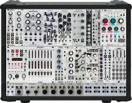 My spoiled Eurorack (copied from wiggler117273)