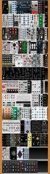 Combined Rack