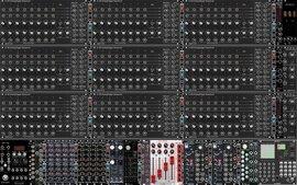 Analogue Sequencer Bank (12U168)