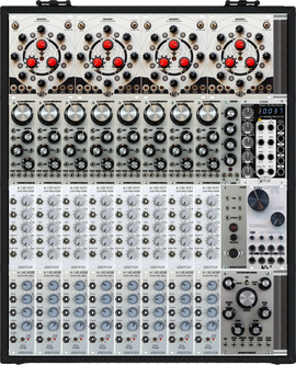 My cool Eurorack (copied from MM)