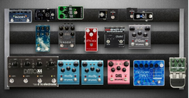 Ambient Pedalboard