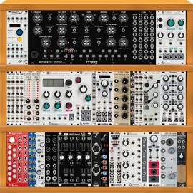 My Doepfer Eurorack (consolidated)