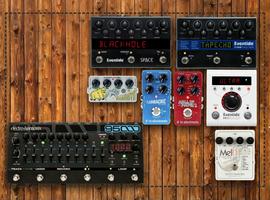 pedal set up