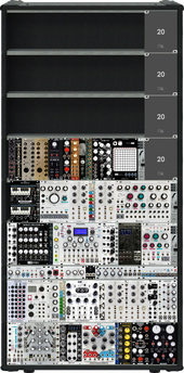 Current Module Collection / Layout of Intellijel Case (copy)