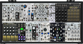 All Make Noise ambient modular synth performance: Places - POB