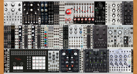 my real real eurorack (copy)
