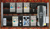 My sparing Pedalboard