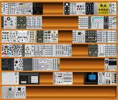 Rack now new studio