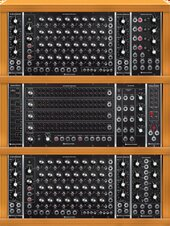 ORB Studio Rack #4b - 30 space