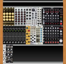 My performance mixer