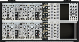 My young Eurorack
