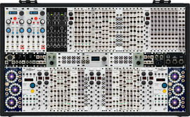 My uncleared Eurorack
