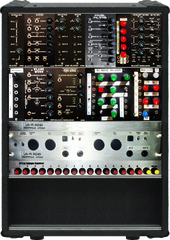 JM Blacet and DIY Rack with Echo and Sequencer