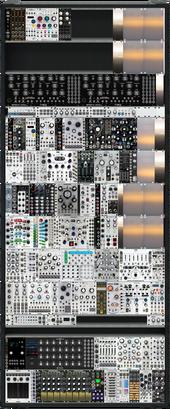 2019 All racks MDLR Rackbrute Intellijel 208 Custom Mothers v3