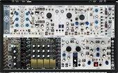 6U 89hp Make Noise System